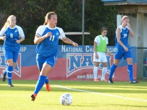 2014 NAIA Womens Soccer National Championship NW Ohio vs Lindsey Wilson