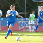 2014 NAIA Womens Soccer National Championship NW Ohio vs Lindsey Wilson 12-6-14