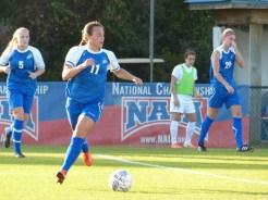 2014 NAIA Womens Soccer National Championship NW Ohio vs Lindsey Wilson