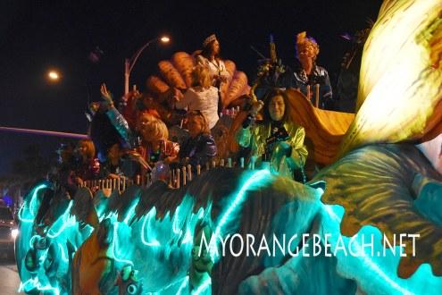 2017 Mystics of Pleasure Orange Beach Mardis Gras Parade Photos_122
