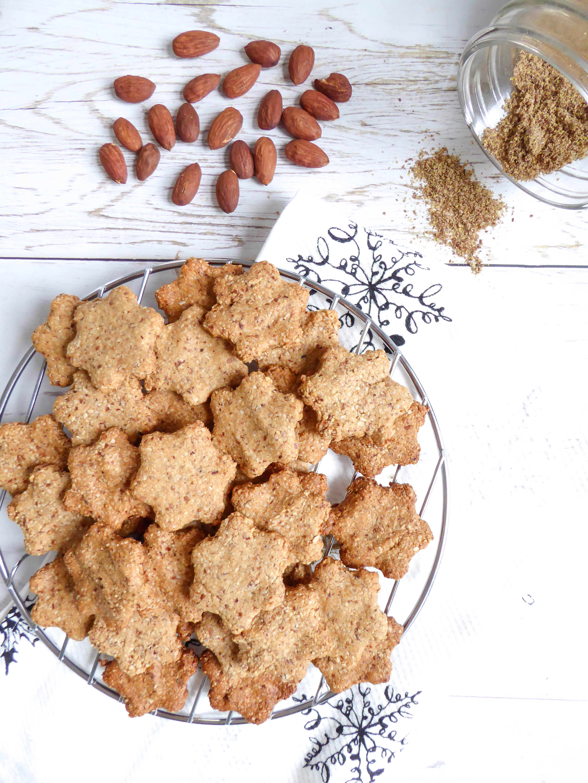 4-ingredient cookies - Vegan and gluten-free perfect versatile cookies.