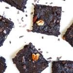ONE-BOWL SUPER INTENSE BROWNIES | Gluten-free | Vegan