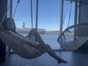 Relaxation | Bota Bota | MTL - Relaxing nest in the heart of Old-Montreal. Definitely a go-to in summer and winter.