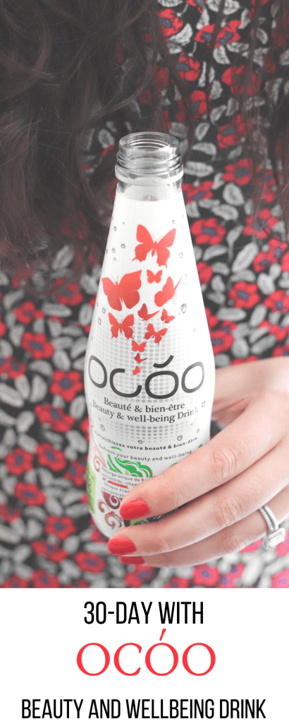 30-DAY DRINKING OCOO, BEAUTY & WELL-BEING DRINK - My experience drinking Ocoo every day for a month and its benefits on my overall health.