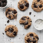TAHINI CHOCOLATE CHUNKS COOKIES