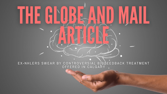 The Globe and Mail Biofeedback Article