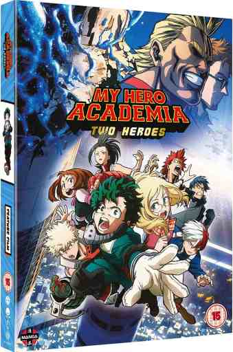 My Hero Academia The Movie -Heroes