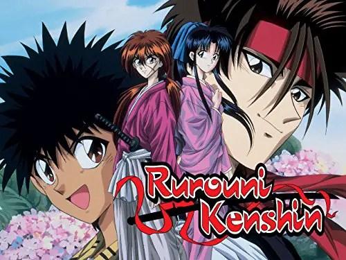 Rurouni Kenshin – 1996