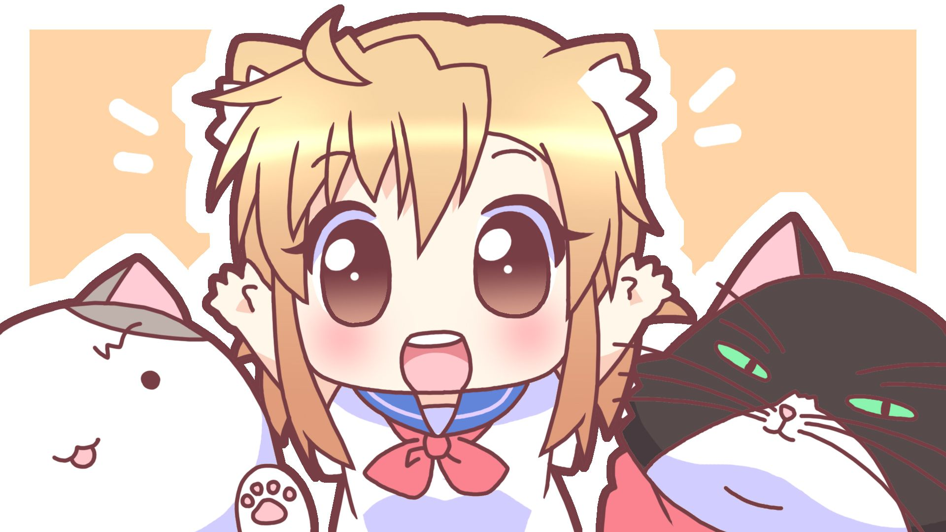 10 Cutest Anime Animals Of All Time My Otaku World