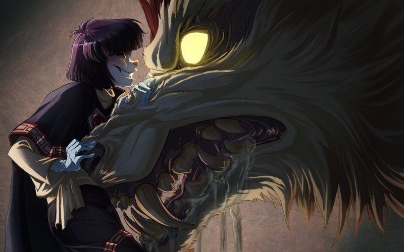 anime monsters
