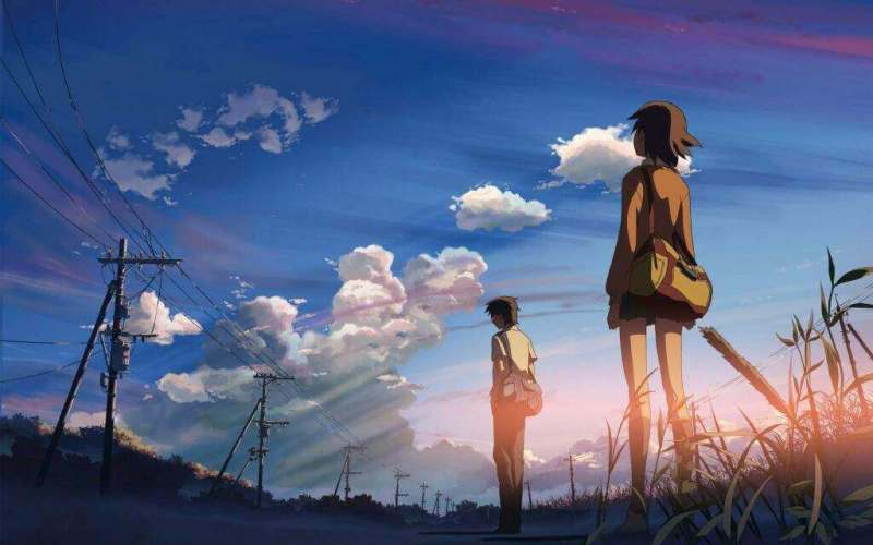 5 Centimeters Per Second sad anime