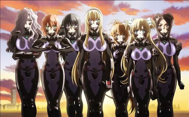 Schwarzesmarken Anime Like Youjo Senki