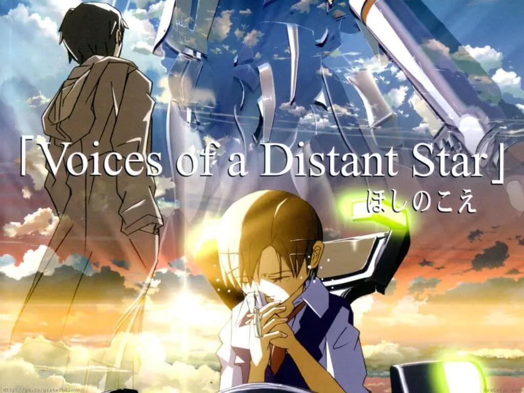 Voices of a Distant Star anime sad
