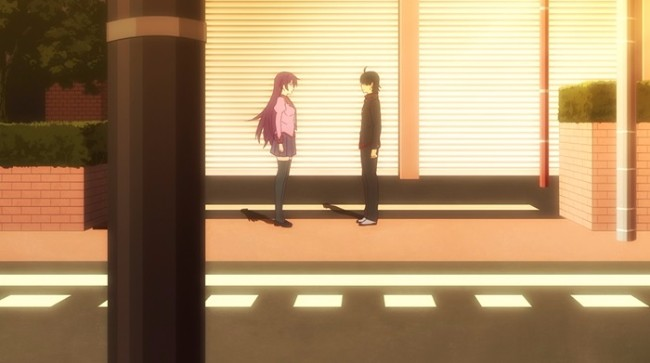 Koyomimonogatari (Episode 2; Koyomi Flower)