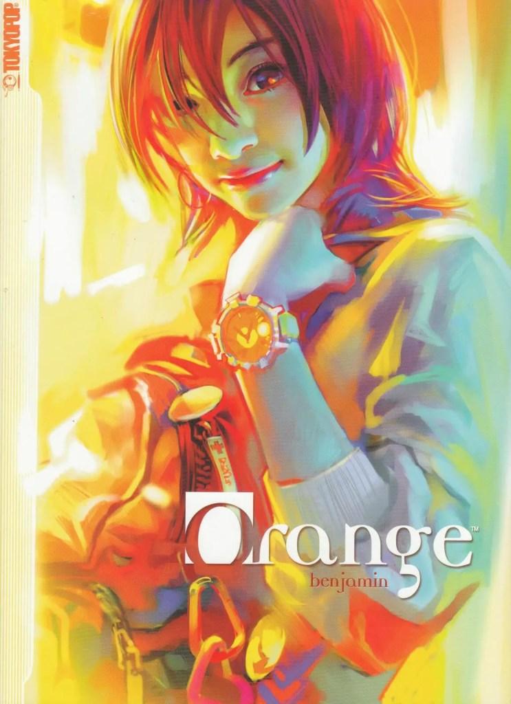 Orange (BENJAMIN) Chinese Manga