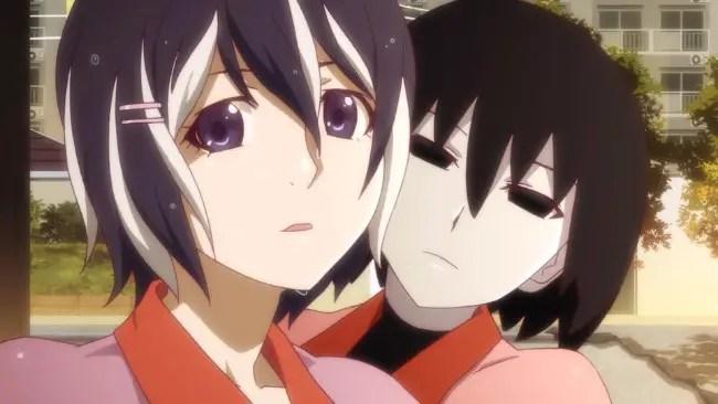 Owarimonogatari (Episodes 5-7; Sodachi Lost)
