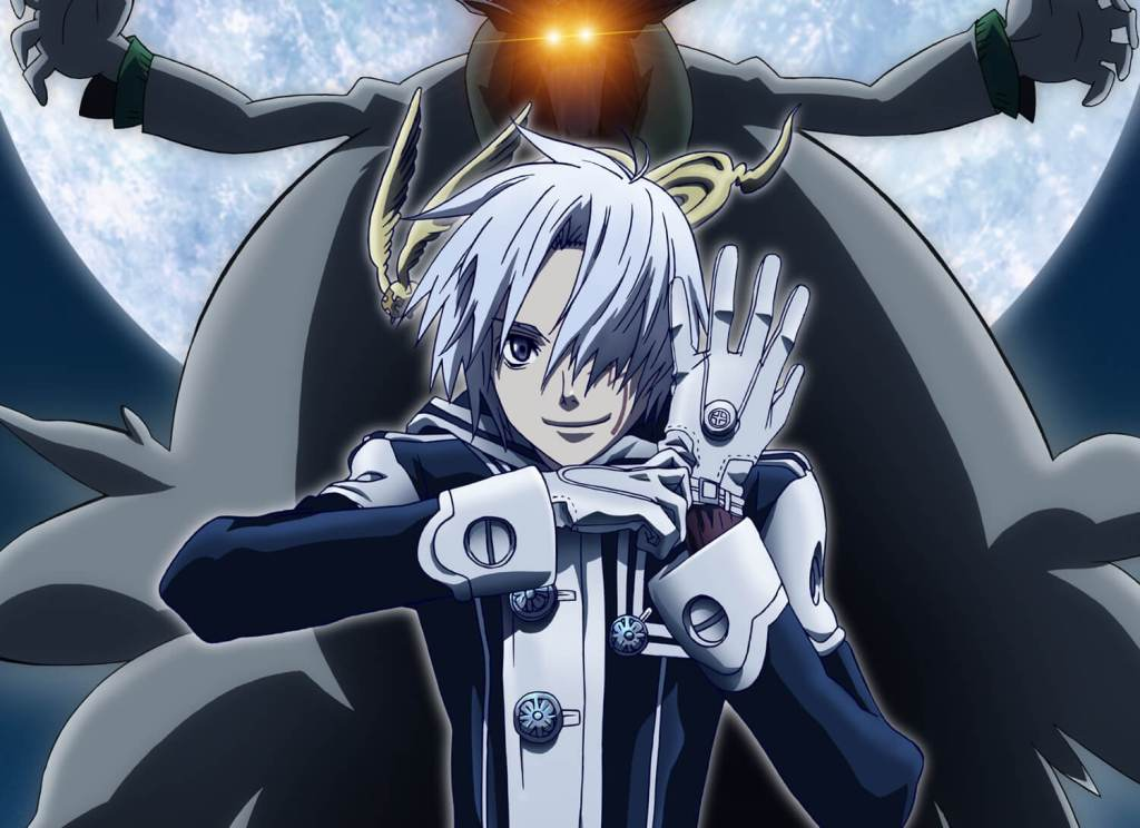 D.Gray-man worst anime