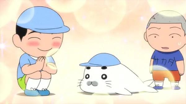 Goma-chan (Shounen Ashibe: Go! Go! Goma-chan) – 137 votes