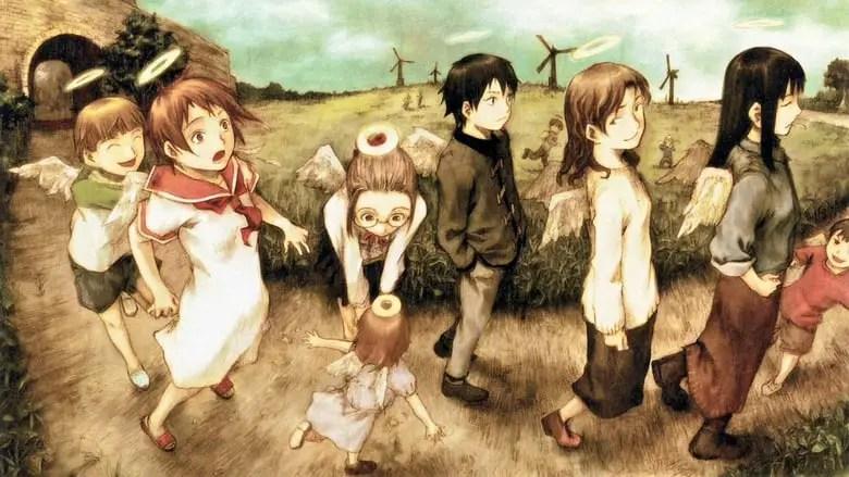 Haibane Renmei weird anime