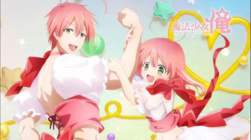Magical Girl Ore a Parody Every Anime Fan Can Enjoy