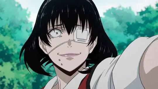Midari Ikishima (Kakegurui – Compulsive Gambler)