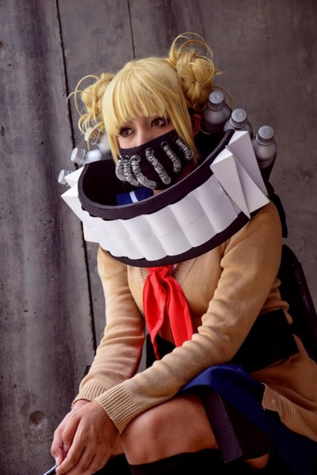 Himiko Toga cosplay