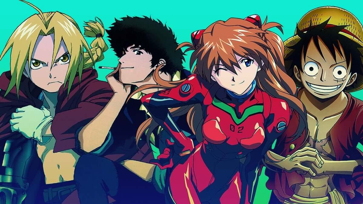 90s Anime Series