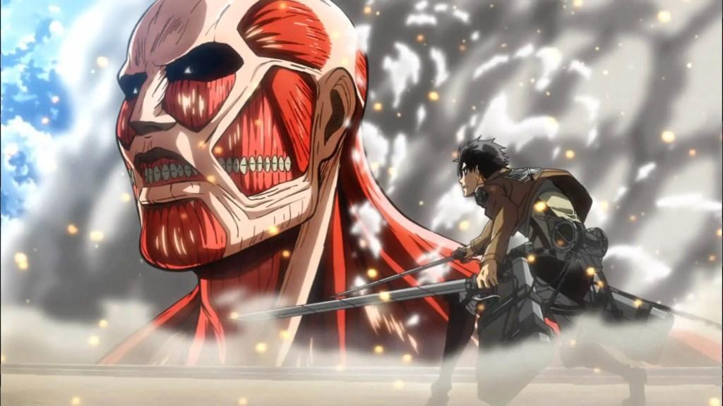 Attack on Titan Survival Anime