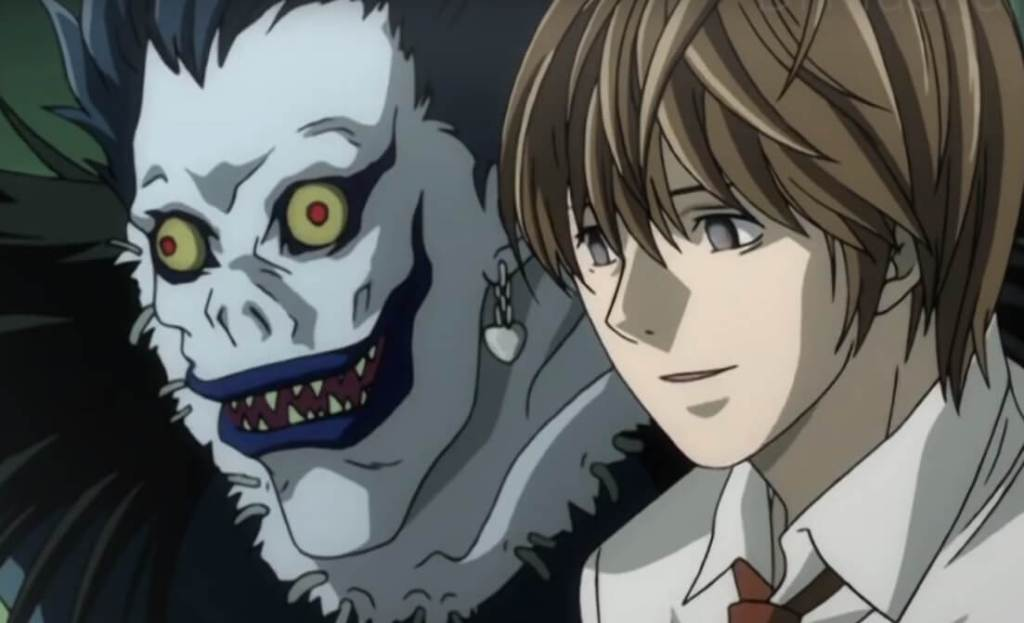 Death Note Psychological Anime