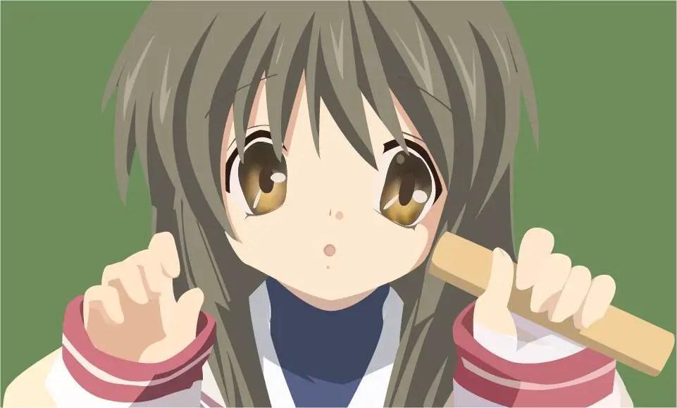 Fuuko Ibuki (Clannad)