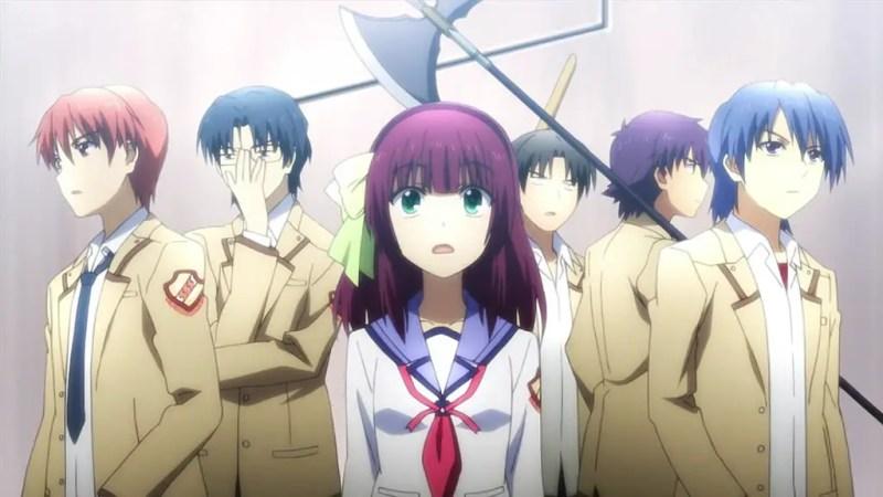 High School Anime
