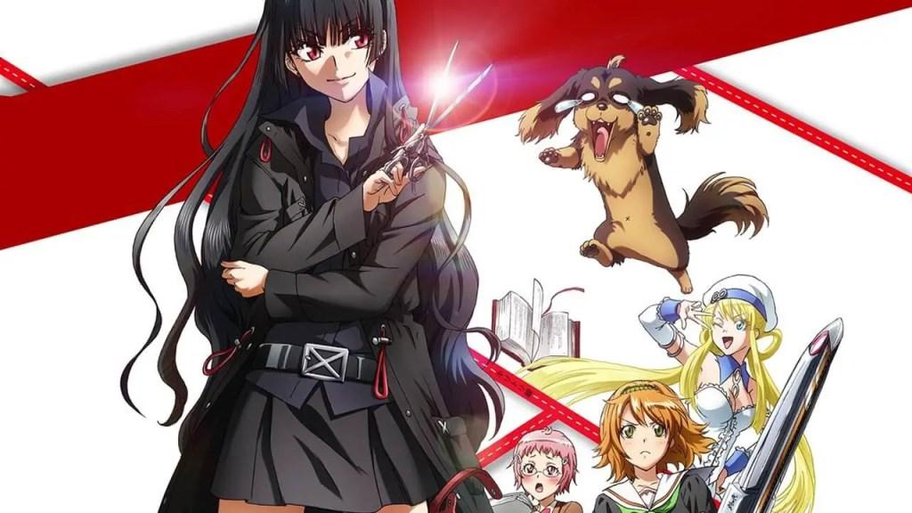Inu to Hasami wa Tsukaiyou Reincarnation Anime