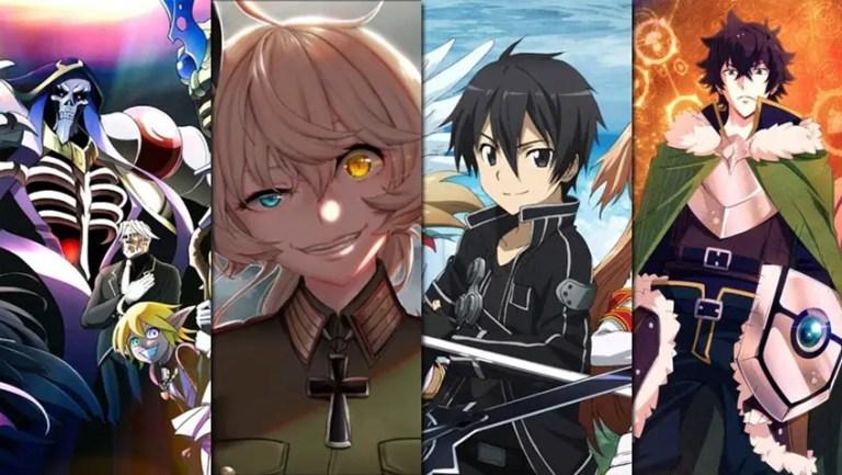 Isekai Anime Series