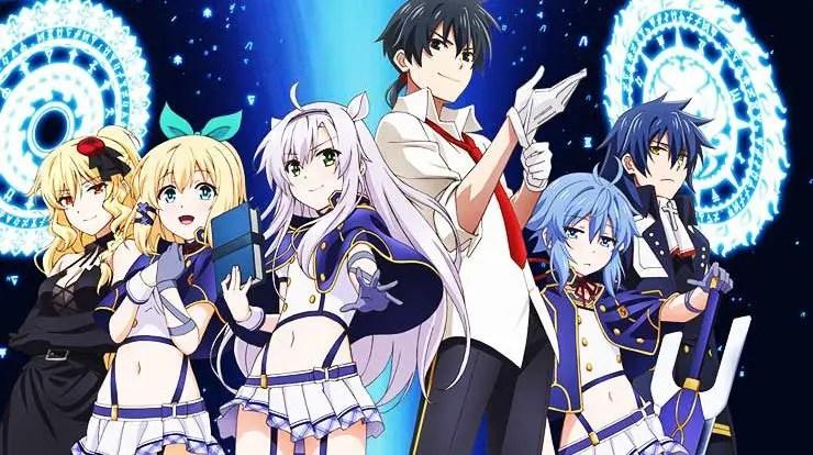 Magic Anime