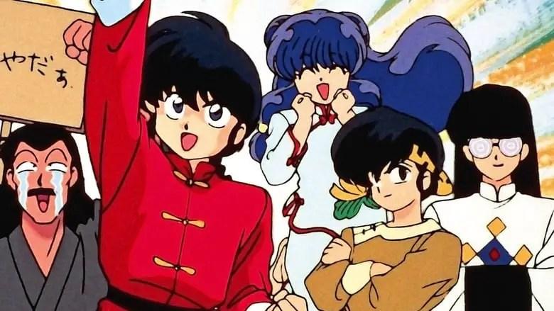 Ranma  (1989 – 1992)
