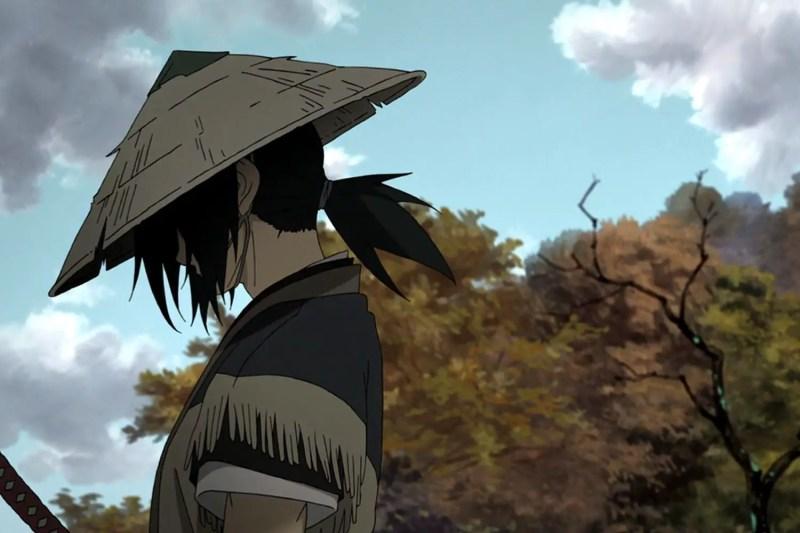 Samurai Anime