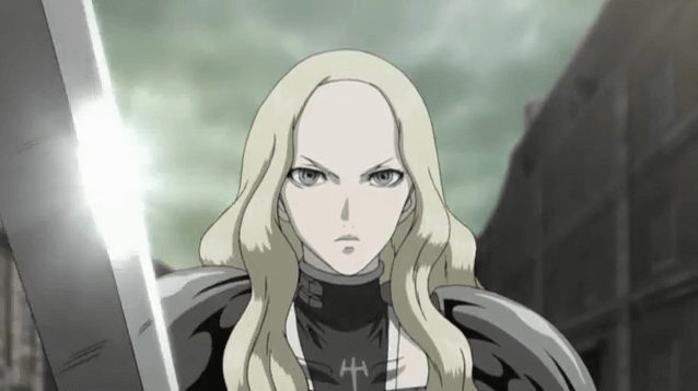 Teresa from Claymore
