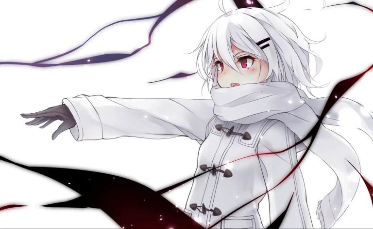 White Hair Anime Girls (1)