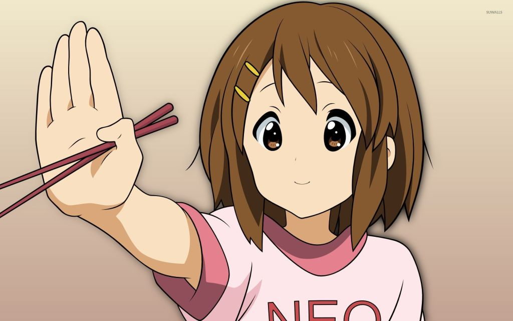 Yui Hirasawa (K-On!)