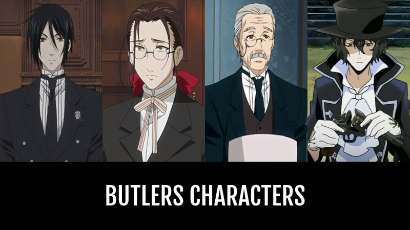 Anime Butlers