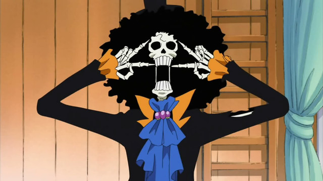 Brook one piece quotes