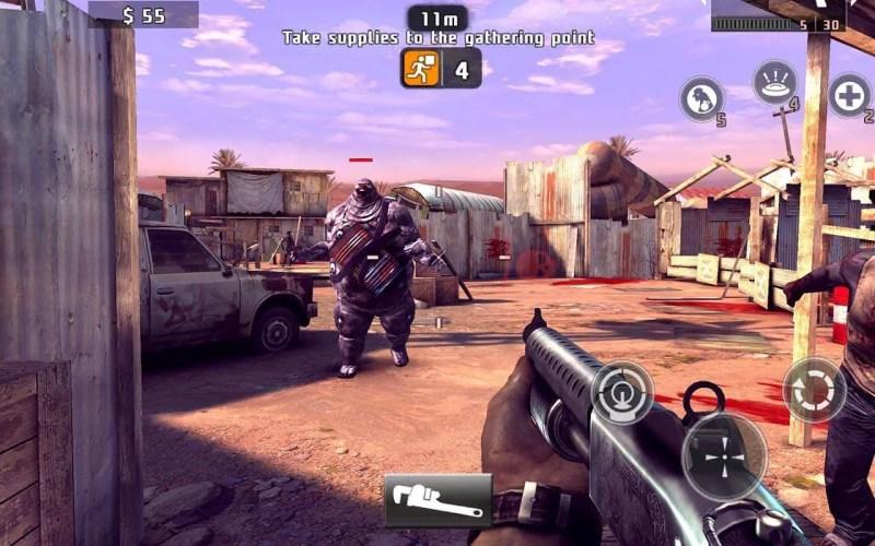 Dead Trigger 2 best zombie games