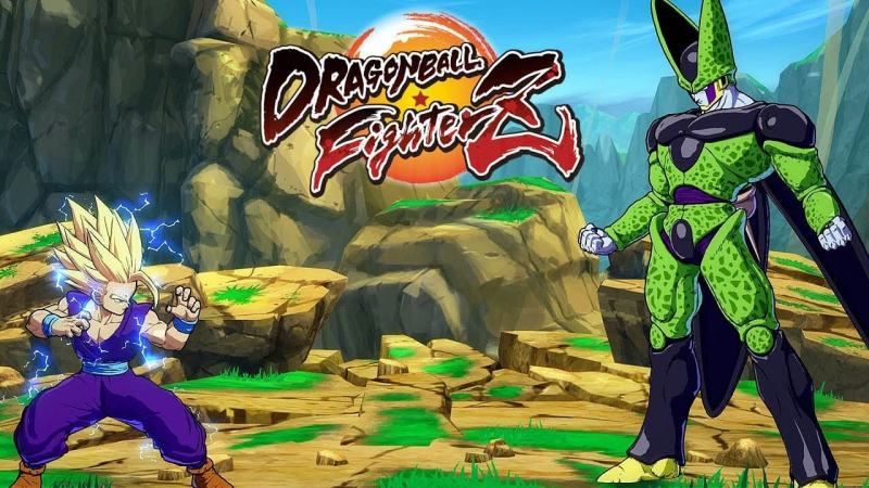 Dragon Ball FighterZ anime video games