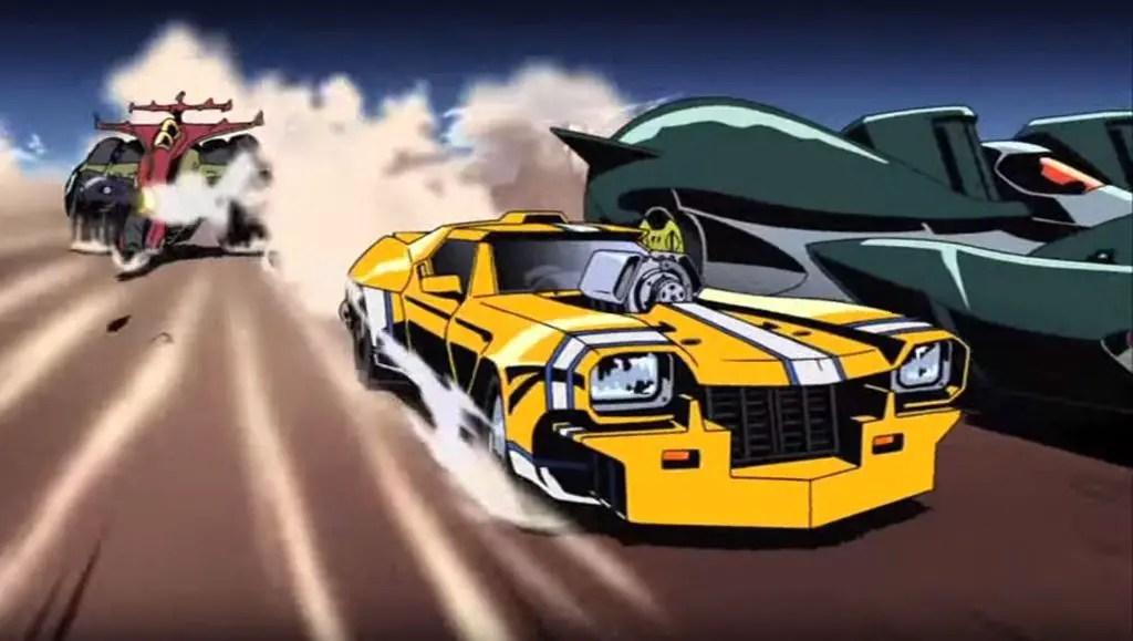 Formula-1 – Engines On The Track