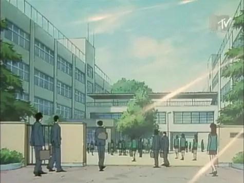 Holy Forest School From Great Teacher Onizuka