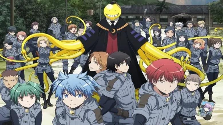 Kunugigaoka Middle School from Assassination Classroom