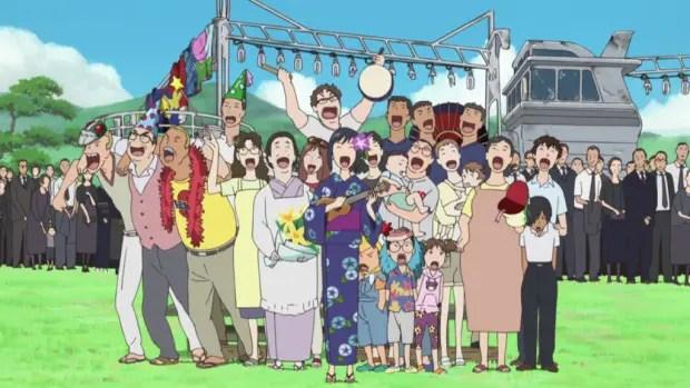 Summer Wars Japanese Anime Movies