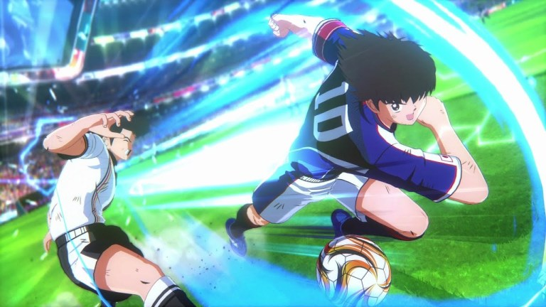 Anime About Soccer