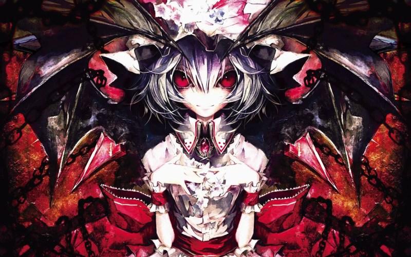 Anime Goth Girl Characters