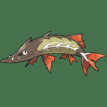 Barraskewda fish pokemon